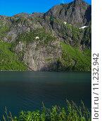 Купить «Landscape in the Lofoten islands», фото № 11232942, снято 21 марта 2019 г. (c) PantherMedia / Фотобанк Лори