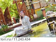Купить «spa treatment at tropical resort», фото № 11243434, снято 26 июня 2019 г. (c) PantherMedia / Фотобанк Лори