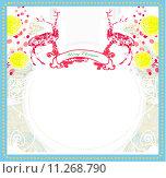 Купить «Christmas Ornament with red reindeer», иллюстрация № 11268790 (c) PantherMedia / Фотобанк Лори