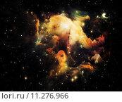 Купить «Shining Nebula», фото № 11276966, снято 23 июля 2019 г. (c) PantherMedia / Фотобанк Лори