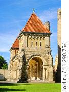 Купить «church cathedral cemetery crematorium leipzig», фото № 11290754, снято 23 октября 2018 г. (c) PantherMedia / Фотобанк Лори