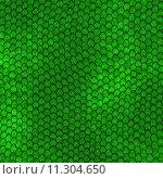 Купить «Green Dragon scales pattern», фото № 11304650, снято 25 мая 2018 г. (c) PantherMedia / Фотобанк Лори