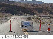 Купить «lock government closure national park», фото № 11325698, снято 26 мая 2019 г. (c) PantherMedia / Фотобанк Лори