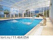 Купить «swimming pool», фото № 11464054, снято 15 ноября 2018 г. (c) PantherMedia / Фотобанк Лори