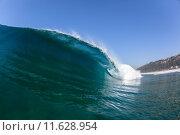 Купить «Ocean Wave Swimming Crashing Power», фото № 11628954, снято 17 ноября 2018 г. (c) PantherMedia / Фотобанк Лори