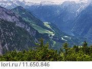 Купить «water sea ocean mountain forest», фото № 11650846, снято 24 августа 2019 г. (c) PantherMedia / Фотобанк Лори