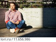 Купить «young man leisure casual guy», фото № 11656986, снято 7 августа 2020 г. (c) PantherMedia / Фотобанк Лори