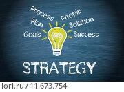 Купить «Strategy - Business Concept», фото № 11673754, снято 7 августа 2020 г. (c) PantherMedia / Фотобанк Лори