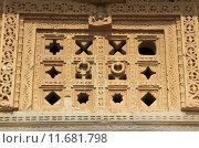 Купить «Stone Window Notches», фото № 11681798, снято 26 сентября 2018 г. (c) PantherMedia / Фотобанк Лори