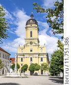 Купить «Hofkirche in Neuburg, Germany», фото № 11751386, снято 20 мая 2019 г. (c) PantherMedia / Фотобанк Лори