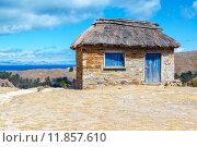 Купить «Stone Building on Isla del Sol», фото № 11857610, снято 31 мая 2020 г. (c) PantherMedia / Фотобанк Лори