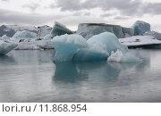 Купить «nature scenery countryside ice lagoon», фото № 11868954, снято 23 февраля 2019 г. (c) PantherMedia / Фотобанк Лори