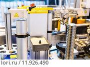 Купить «Automatic packing line of conveyor», фото № 11926490, снято 26 мая 2020 г. (c) PantherMedia / Фотобанк Лори