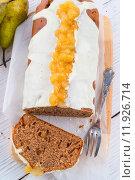 Купить «christmas celebration party dessert xmas», фото № 11926714, снято 13 июля 2020 г. (c) PantherMedia / Фотобанк Лори