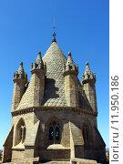 Купить «Cathedral, Evora, Portugal», фото № 11950186, снято 20 сентября 2018 г. (c) PantherMedia / Фотобанк Лори