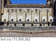 Купить «Cathedral, Evora, Portugal», фото № 11950262, снято 25 июня 2018 г. (c) PantherMedia / Фотобанк Лори