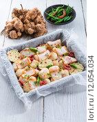 Купить «background food healthy studio fresh», фото № 12054034, снято 19 сентября 2019 г. (c) PantherMedia / Фотобанк Лори
