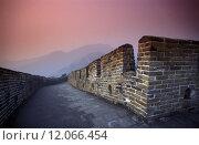 Купить «nature landscape landmark wall asia», фото № 12066454, снято 21 июля 2019 г. (c) PantherMedia / Фотобанк Лори