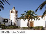 Купить «architecture church steeple canaries fuerteventura», фото № 12070278, снято 23 апреля 2019 г. (c) PantherMedia / Фотобанк Лори