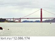 Купить «Golden Gate Bridge, San Francisco, California», фото № 12086174, снято 17 ноября 2019 г. (c) PantherMedia / Фотобанк Лори