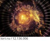 Купить «Computing Network», фото № 12136006, снято 22 сентября 2018 г. (c) PantherMedia / Фотобанк Лори