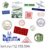 Купить «old letter historical germany german», фото № 12155594, снято 23 июля 2018 г. (c) PantherMedia / Фотобанк Лори