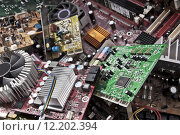 Купить «computer electronics computers recycling motherboard», фото № 12202394, снято 10 июля 2020 г. (c) PantherMedia / Фотобанк Лори