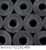 Купить «rolls of roof coating», фото № 12232450, снято 8 декабря 2018 г. (c) PantherMedia / Фотобанк Лори