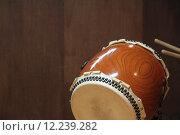 Japanese drum. Стоковое фото, фотограф Kayo NIWA / PantherMedia / Фотобанк Лори