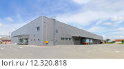 Купить «Distribution warehouse», фото № 12320818, снято 19 февраля 2018 г. (c) PantherMedia / Фотобанк Лори