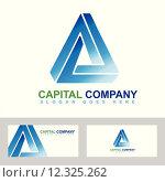 Купить «Corporate investment logo», иллюстрация № 12325262 (c) PantherMedia / Фотобанк Лори