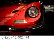 Купить «front car vehicle hobby automobile», фото № 12402474, снято 26 мая 2018 г. (c) PantherMedia / Фотобанк Лори