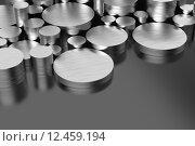 Купить «Steel Products», фото № 12459194, снято 25 июня 2019 г. (c) PantherMedia / Фотобанк Лори