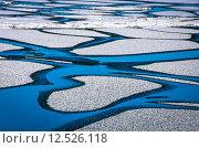 Купить «Heart patterns in blue formed by ice on the Ohio River», фото № 12526118, снято 20 июля 2018 г. (c) PantherMedia / Фотобанк Лори