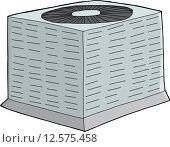 Купить «Air Conditioning Unit», иллюстрация № 12575458 (c) PantherMedia / Фотобанк Лори