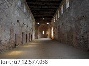 Купить «Michelstadt, Germany, Indoors the Einhardsbasilika», фото № 12577058, снято 9 сентября 2014 г. (c) Caro Photoagency / Фотобанк Лори