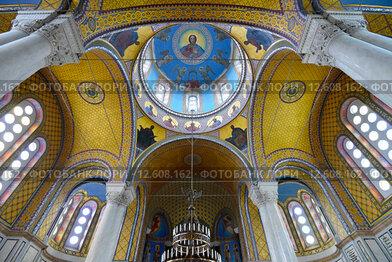 Росписи в храме, Владимирский собор (усыпальница адмиралов) в Севастополе