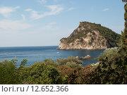 Купить «Остров Корфу», фото № 12652366, снято 8 августа 2015 г. (c) Наталья Быстрая / Фотобанк Лори