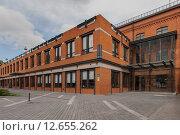 Даниловская мануфактура (2015 год). Редакционное фото, фотограф Константин Ламин / Фотобанк Лори
