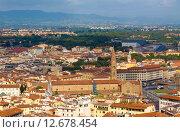 Купить «Италия. Флоренция.», фото № 12678454, снято 17 августа 2015 г. (c) Кирпинев Валерий / Фотобанк Лори