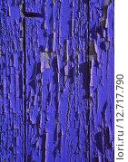 Текстура потрескавшейся краски на дереве. Треснувшая краска. Потрескавшаяся краска. Стоковое фото, фотограф Олеся Мороховец / Фотобанк Лори