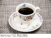 Купить «Чашка кофе», фото № 12762082, снято 16 сентября 2015 г. (c) Алёшина Оксана / Фотобанк Лори