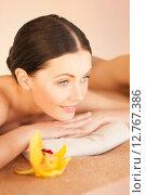 Купить «woman in spa», фото № 12767386, снято 4 мая 2013 г. (c) Syda Productions / Фотобанк Лори