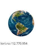 Планета Земля. Стоковая иллюстрация, иллюстратор Кирилл Логвинов / Фотобанк Лори