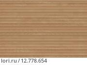 Рисованный деревянный фон из мелких реек. Стоковая иллюстрация, иллюстратор Postolatii Natalia / Фотобанк Лори