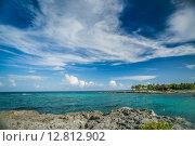 Морской пейзаж. Стоковое фото, фотограф Anya Stogova / Фотобанк Лори