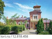 Купить «Дом Чайковского в Таганроге», фото № 12818458, снято 27 августа 2015 г. (c) Игорь Струков / Фотобанк Лори