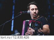 Игорь Растеряев (2015 год). Редакционное фото, фотограф Иван Маркуль / Фотобанк Лори