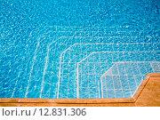 Бассейн. Стоковое фото, фотограф Елена Уткина / Фотобанк Лори