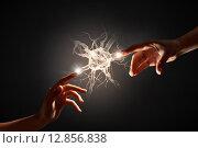Купить «Creation concept», фото № 12856838, снято 29 ноября 2013 г. (c) Sergey Nivens / Фотобанк Лори